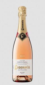 Codorníu llança la versió rosada del seu cuvée original, un homenatge al primer cava