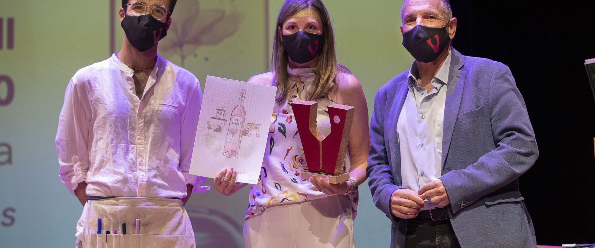 09.07.2021, Vilafranca del Penedès Premis Vinari 2021.  foto: Vadevi/Jordi Play